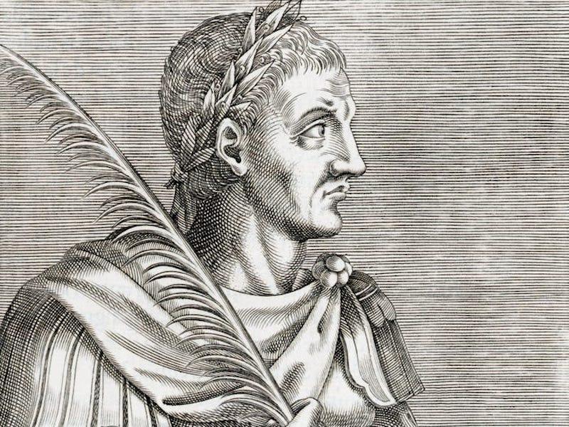 Doğu Roma'daki hastalık İmparator Justinyen adıyla anılıyor. .jpeg