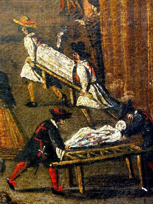 1720 yılında Marsilya'da çıkan veba yüzünden 100 bin kişi ölmüştü..jpg