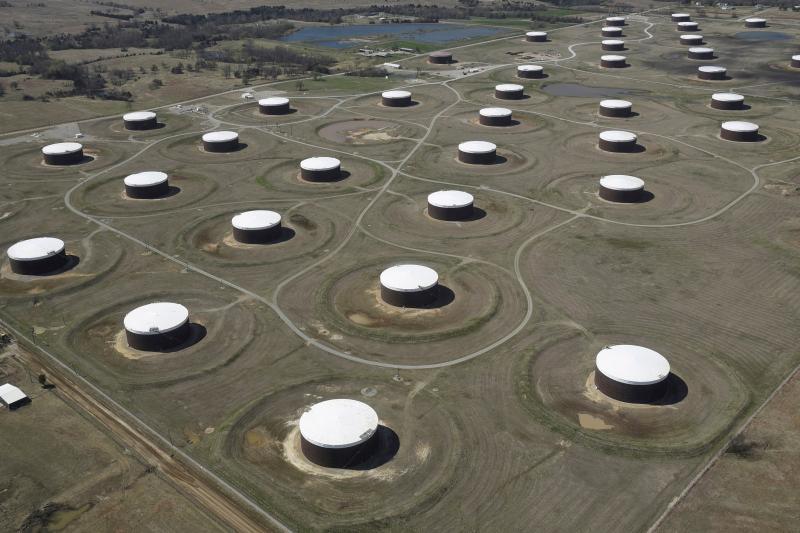petrol deposu