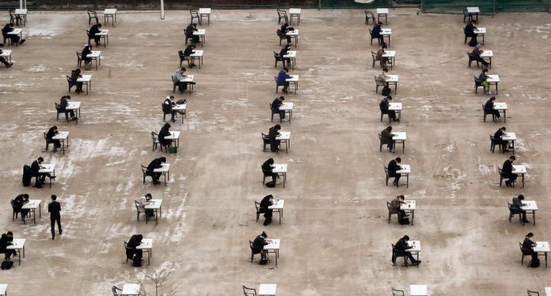 güney kore sınav reuters (1).jpg