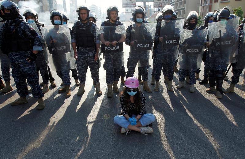 Lübnan protesto Reuters.jpg