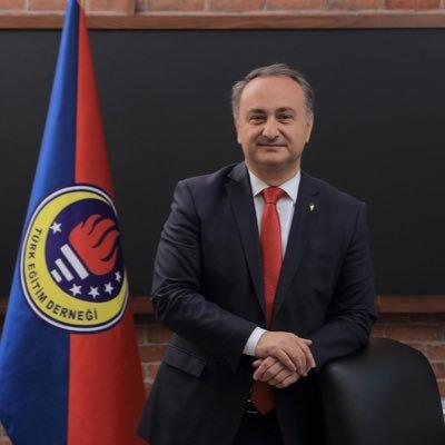 Türk Eğitim Derneği Genel Başkanı Selçuk Pehlivanoğlu Twitter spehlivanoglu.jpg