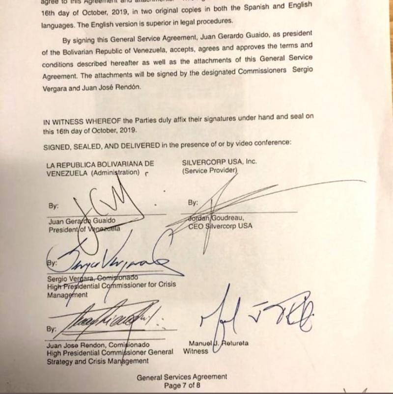 Guaido ile guedreau arasında imzalanan 213 milyon dolarlık darbe sözleşmesi.jpg