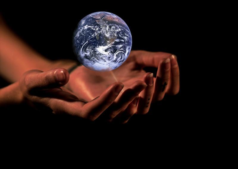 Dünye yerküre çevre gezegen Pİxabay.jpg