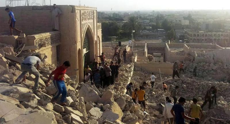 AP- Süryaniler IŞİD savaşında 2 köyü kurtardı.jpg