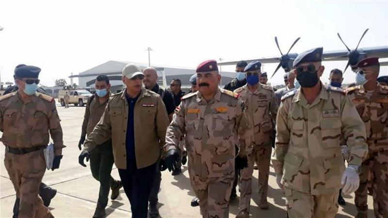 Kazimi operasyon bölgelerine katıldı -Foto-Başbakanlık ofisi.jpg