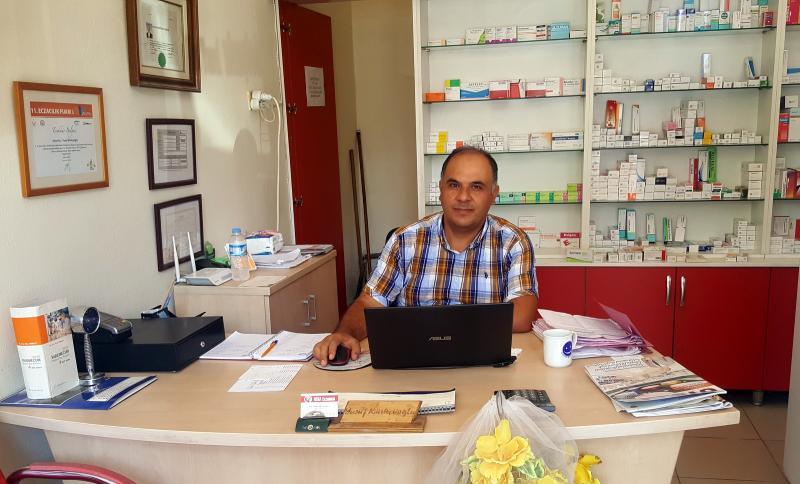 Eczacı Yusuf Kürkçüoğlu