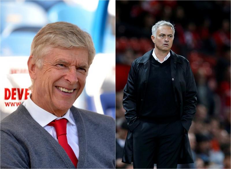 Arsene Wenger-Jose Mourinho-Reuters.jpg