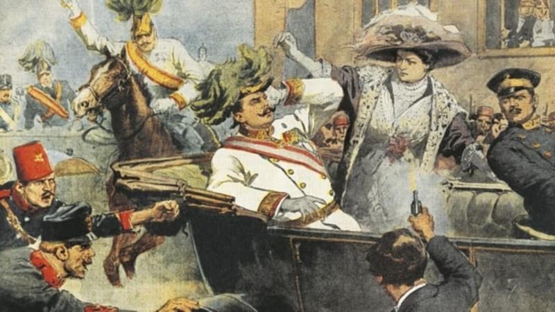 Avusturya Arşidükü Franz Ferdinand suikastı.jpg