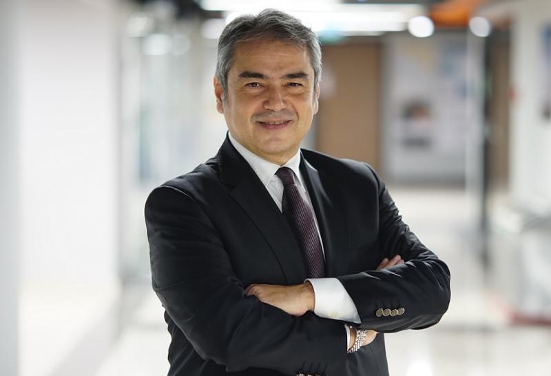 Prof. Dr. M. Ayberk Kurt  İstinye Üni. Tıp Fakültesi Dekanı.JPG