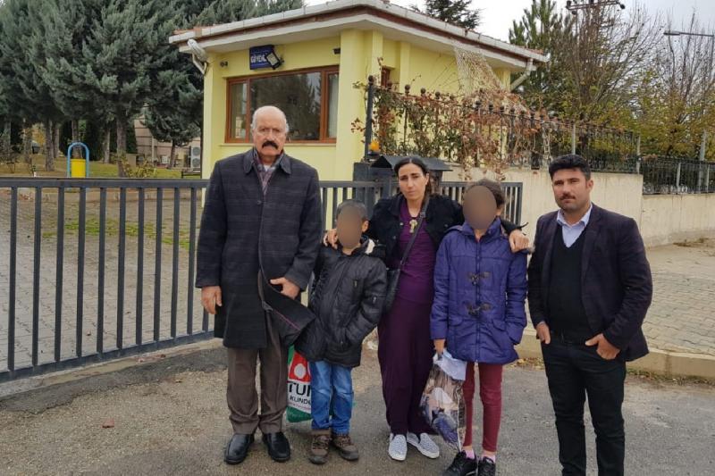 Kırşehir'de bulunan Ezidi kardeşlerin durumu ikinci defa TBMM'ye taşındı