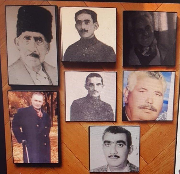 Haydaran aşireti reisi Hüseyin Paşa ile oğulları...Feridun Süphandağ arşivi.jpg