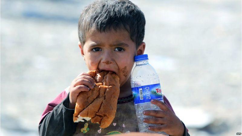 Onbinlerce Ezidi kamplarda zor şartlarda hayatını sürdürüyor