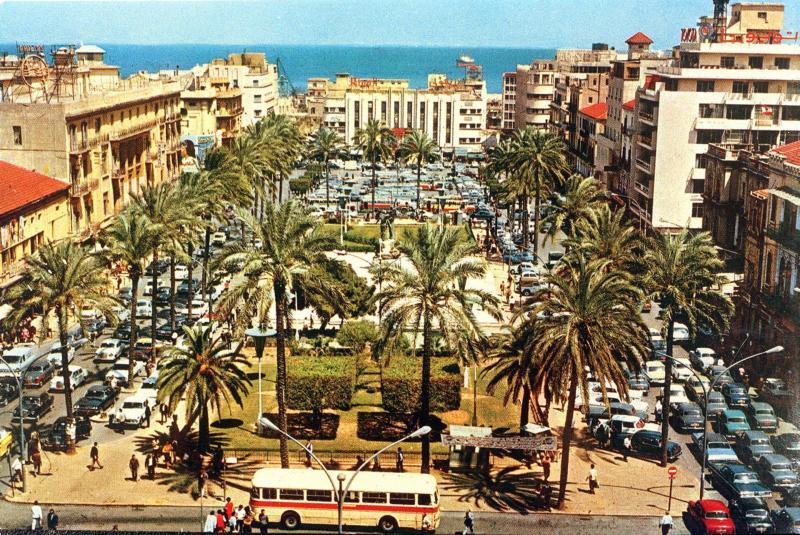 lübnan 1950ler afp