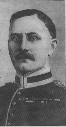 İşgal komutanı İngiliz General George Milne.jpg