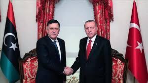 Fayez el Sarrac - Erdoğan Libya Türkiye AA.jpg