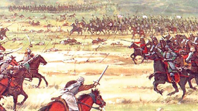 Malazgirt Savaşı'nda Kürtler Alpaslan'ın yanında olmuşlardı.jpg