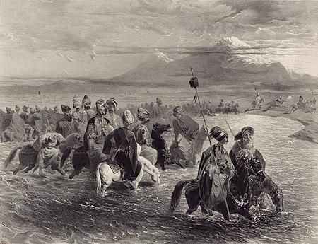 Savaşa giden Kürtler tasviri-Wikiwand.jpg