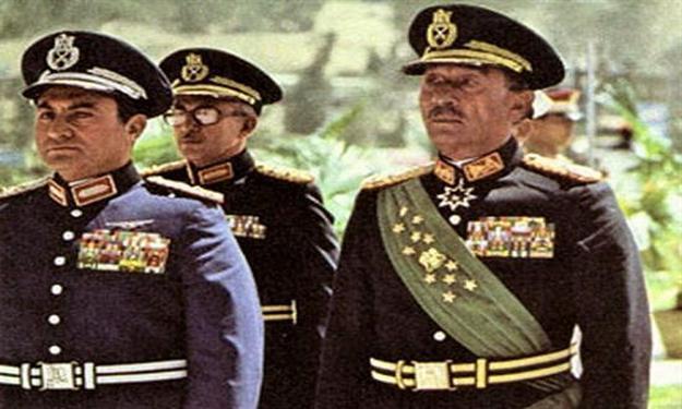 Enver Sedat'a yakın durdu, sessiz kaldı ve yerine Başkan oldu. .jpg