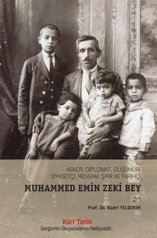 Mehmed Emin Zeki Beg-çocuklarıyla birlikte. .jpg
