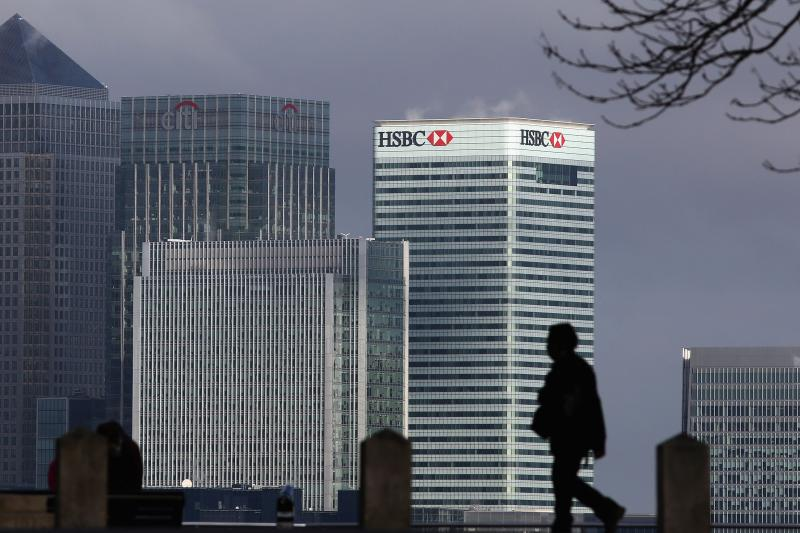 HSBC Getty