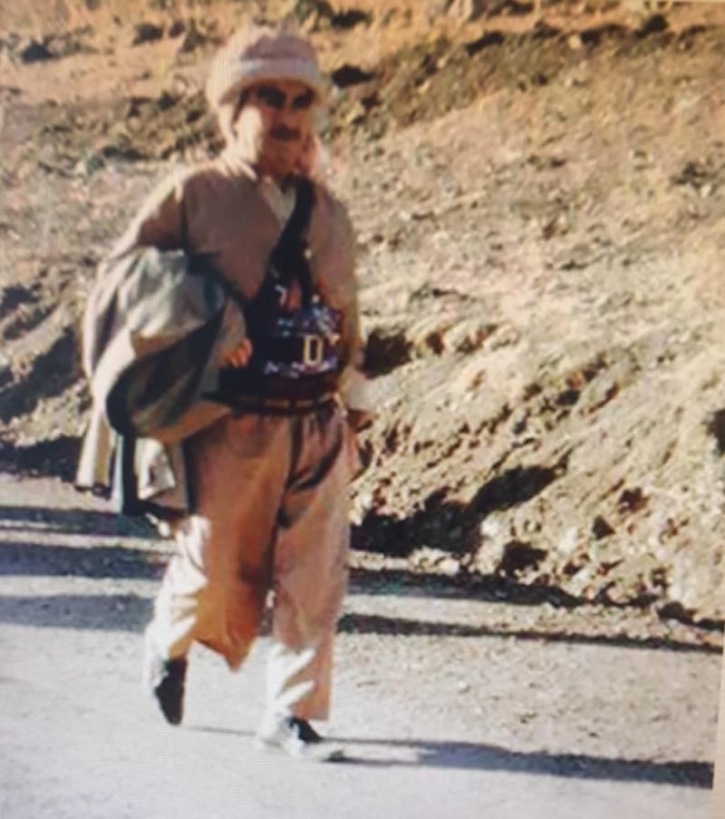 Peşmerge Molla Mustafa Barzani
