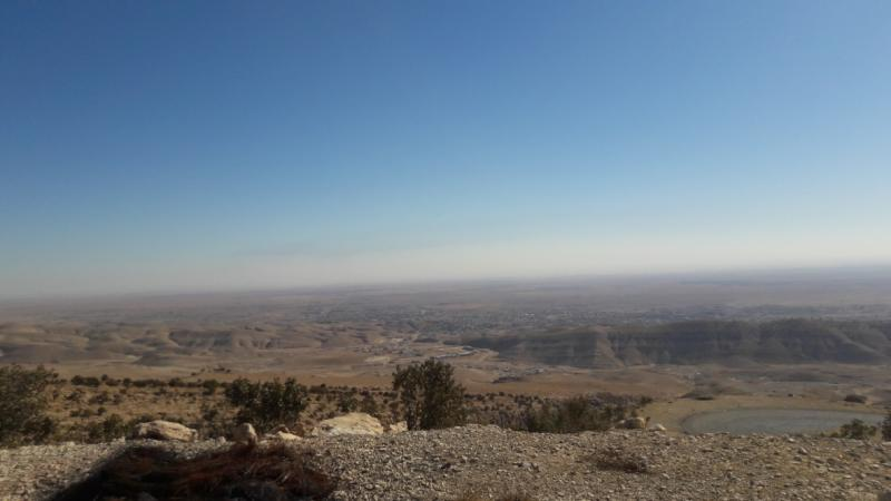Şengal'in Şendal Dağı'ndan görüntüsü.jpg