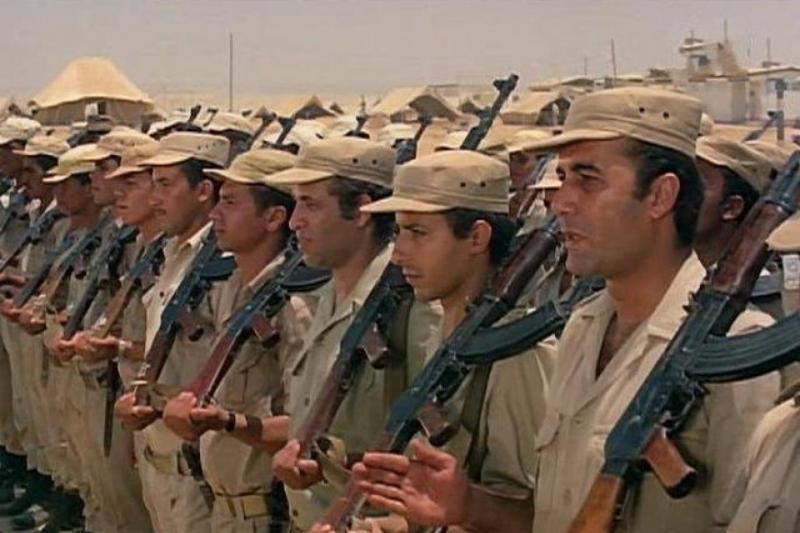 Mısır ordusunun Ekim Savaşını konu edinen Arapça filmin adı Kurşun Hala Cebimde,  kaynak-cinema.com_.jpg