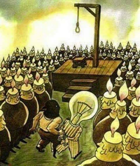 Dabıran sitesinde aydınlığın idama götürülüşüne ilişkin tasvir. n.jpg