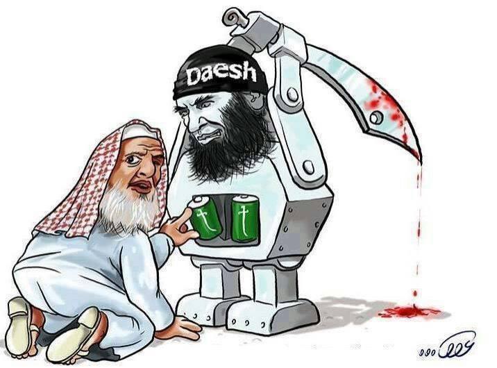 Dabıran sitesinde IŞİD vahşeti karikatürü_n.jpg