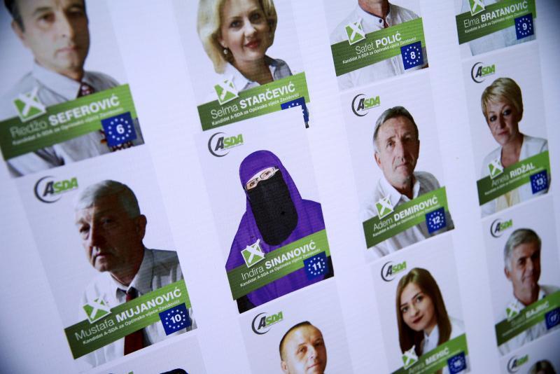 Bosna A-SDA Seçim afişindeki aday çeşitliliği Reuters.jpg