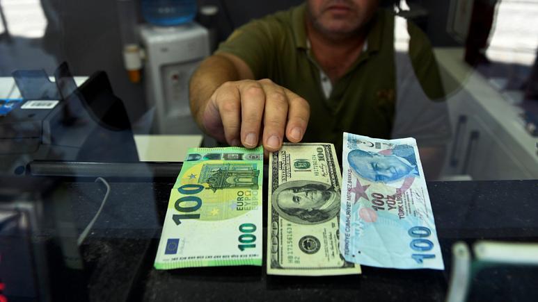 euro dolar AP