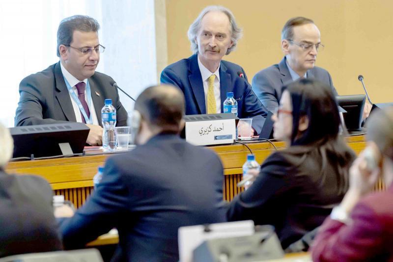 Suriye Anayasa toplantıları