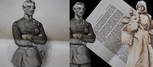 Avusturya-Macaristan İmparatorlğuğu elçisi Baron Anton Prokesch von Osten anılarından bir sayfa.jpg