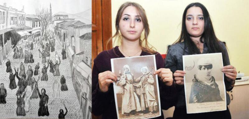 Egede İlk Kadın İsyanı tasviri.jpg