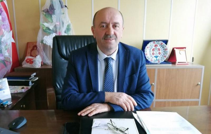 Mustafa Eren Ören Belediye Başkanı Ören Belediyesi.jpg