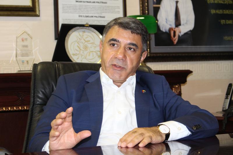 Diyarbakır Ticaret Borsası Başkanı Engn Yeşil.JPG