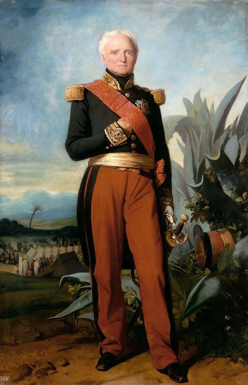 1841-1872 arasındaki katliamlardan sorumlu Fransız sömürge valisi General Thomas Bugeaud-_2.jpg