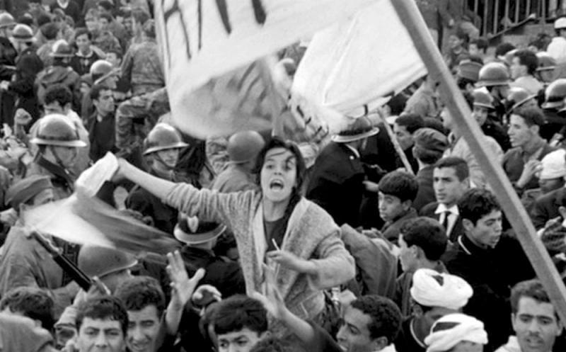Film sahnesi-Fransız sömürgecilerine  direnişte kadınlar öndeydi_1.jpg