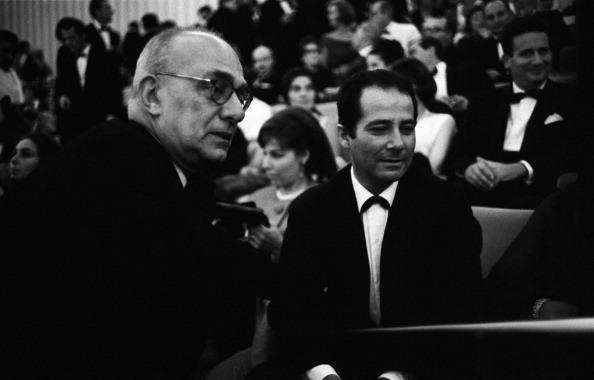 Yönetmen Gillo Pontecorvo