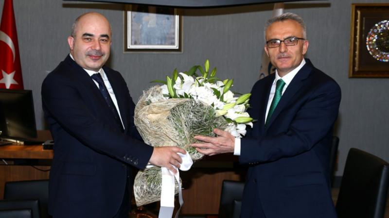 Murat Uysal Naci Ağbal AA