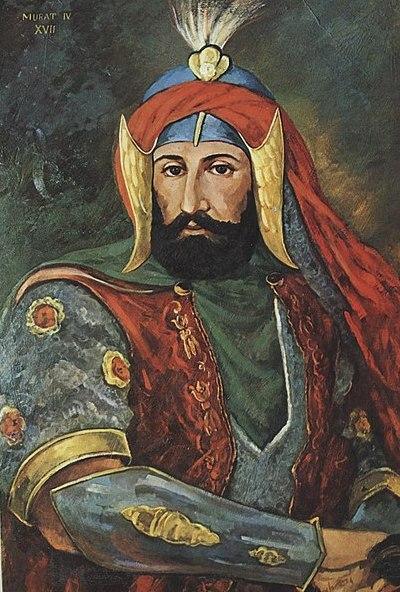 Güçlü nüfuzundan çekindiği Nakşibendî Şeyhi Urmevi'yi katlettiren Padişah IV Murat-001.jpg