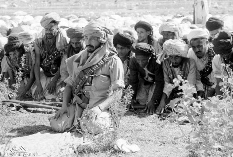 Yemen 1962 İç savaşında silahlı isyancılar.jpg