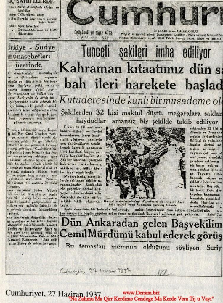 Dersim'deki toplu imha operasyonlarına ilişkin gazete haberi_.jpg