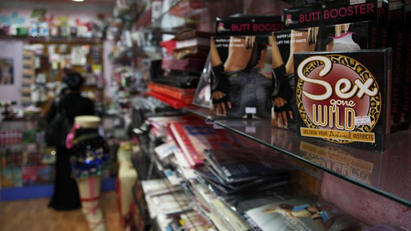 kadıköy sex shop