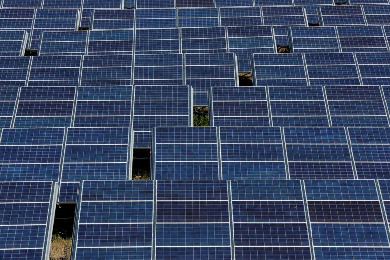 Bilim insanları güneş pilinde yeni bir dünya rekoruna imza attı (Reuters).jpg