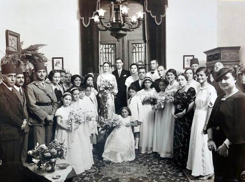Şaarawi Ailesi'nde düğün merasimi.jpg
