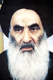 Ayetullah El Sistani- kendine bağlı milisleri Haşdi Şaabi'den ayırdı .jpg