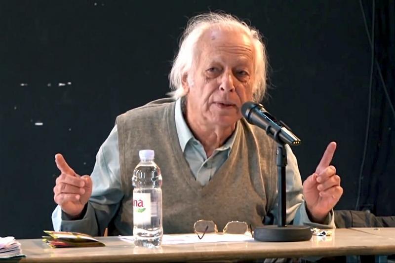 Marksist ekonomist ve eleştirmen Samir Amin.jpg