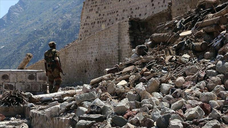 BM verilerine göre Yemen'deki iç savaşın son altı yıllık bilançosu 233 bin ölü / Fotoğraf: AA